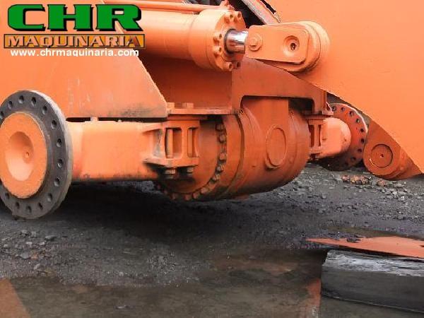 Axle FIAT-HITACHI W190 76044528