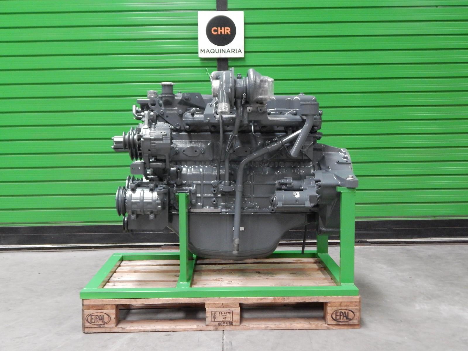 2004 Engine ISUZU ZX210 ZX250 6BG1TRA07